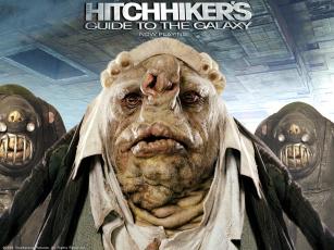 обоя hitchhikers, guide, to, the, galaxy, автостопом, по, галактике, кино, фильмы