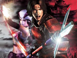обоя samurai, warriors, видео, игры