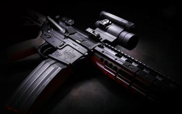 Картинка оружие автоматы прицел винтовка m4