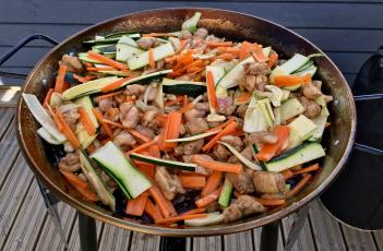Картинка еда мясные+блюда мясо овощи