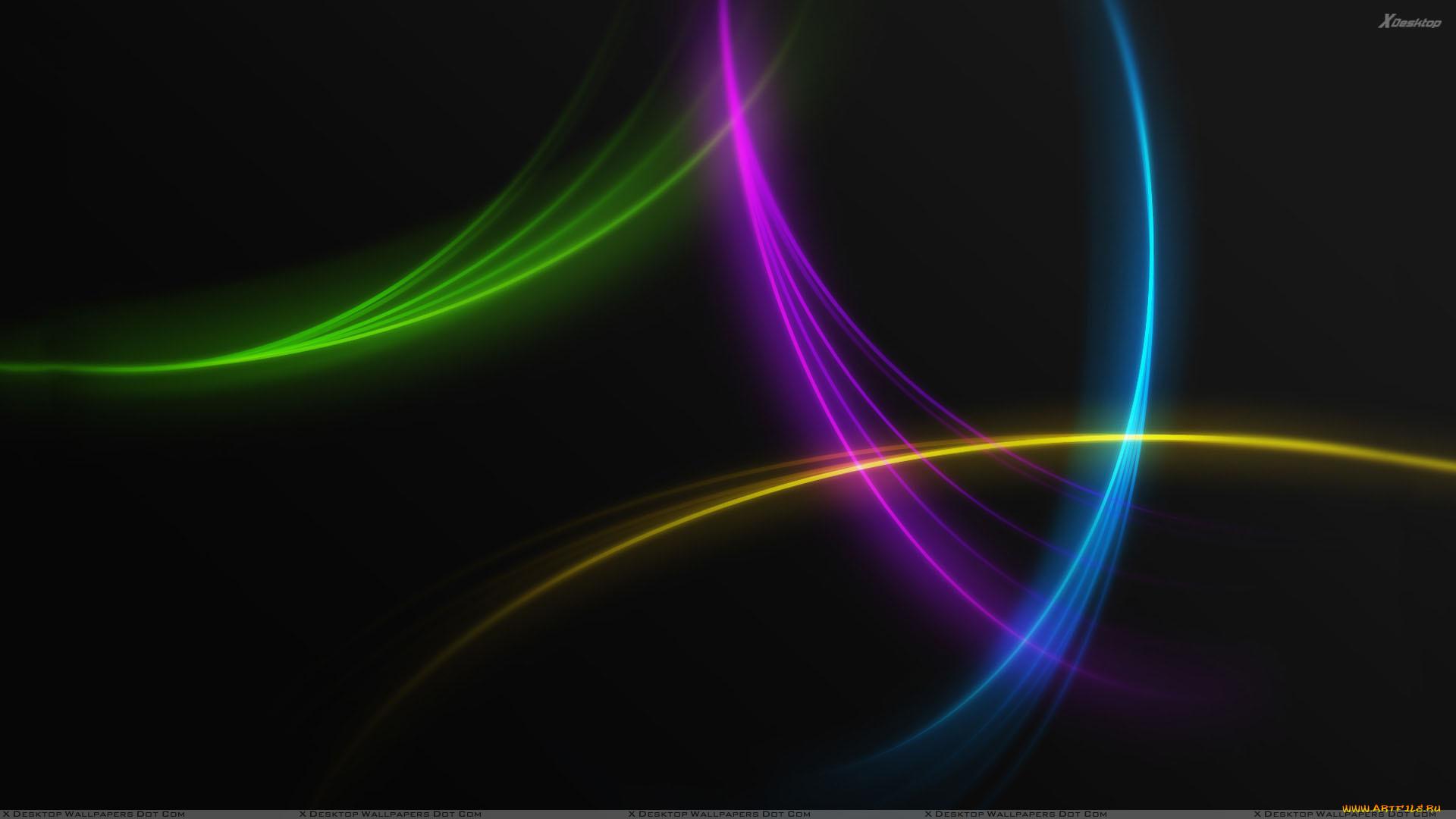графика абстракция линии 3D  № 3666938  скачать