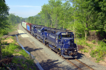 обоя техника, поезда, паровоз, рельсы