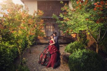 обоя разное, мужчина женщина, праздник, платье, невеста, жених, любовь, свадьба