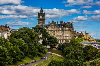 обоя edinburgh,  scotland, города, шильонский замок , швейцария, панорама