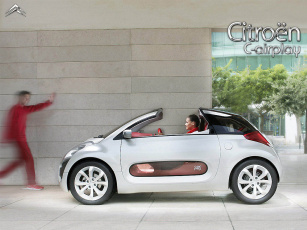Картинка citroen airplay автомобили