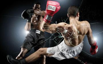 Картинка boxing спорт бокс ринг бой