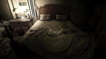 Картинка resident+evil+7 видео+игры спальня