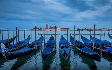 обоя корабли, лодки,  шлюпки, гранд-канал, италия, venice, венеция