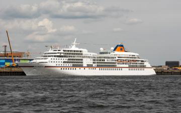 обоя ms europa, корабли, лайнеры, лайнер, круиз