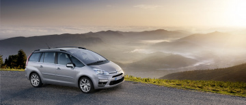 Картинка автомобили citroen ds picasso citroеn worldwide grand c4