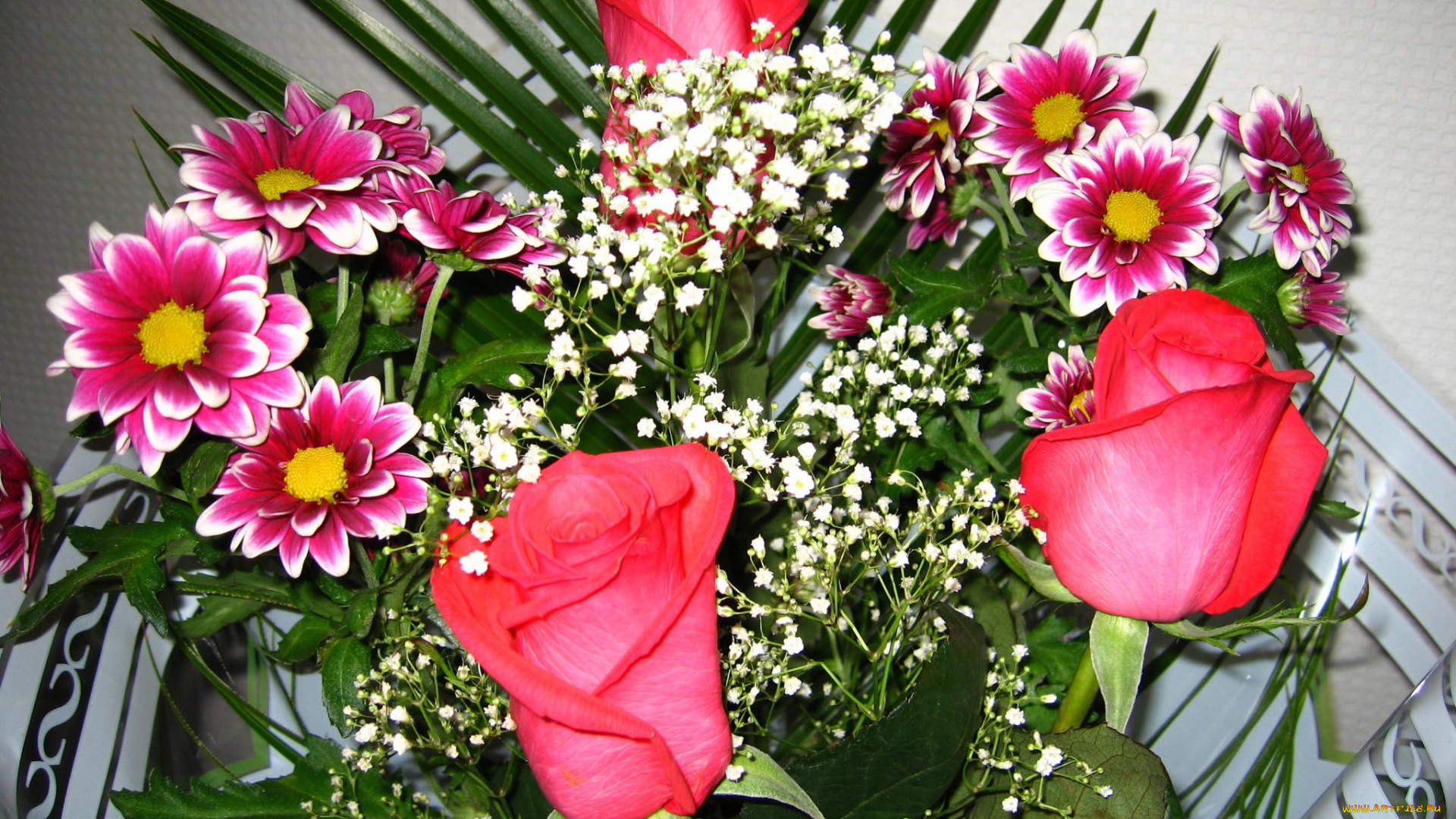 Красивые букеты цветов для женщины картинки, люблю