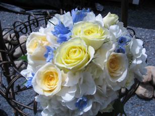 Картинка цветы букеты композиции букет розы