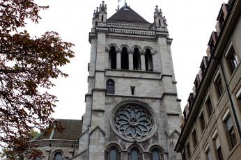 Картинка женева города -+католические+соборы +костелы +аббатства башня