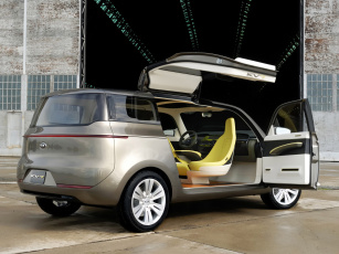 обоя kia kv7 concept 2011, автомобили, kia, 2011, concept, kv7