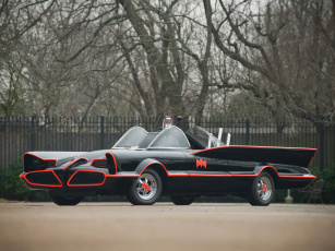 обоя lincoln futura batmobile by fiberglass freaks concept 1966, автомобили, lincoln, futura, batmobile, by, fiberglass, freaks, concept, 1966