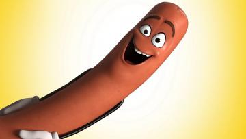 обоя full raskolbas , полный расколбас, мультфильмы, sausage party, персонаж