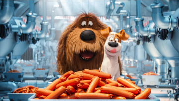 Картинка мультфильмы the+secret+life+of+pets sausage party dog manufactures pet graphic animation the secret life of pets comedy duke cartoon