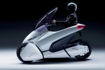 обоя honda 3r-c concept, мотоциклы, honda, 3r-c, concept