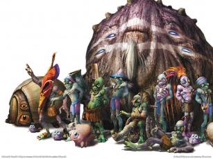 Картинка видео игры oddworld munchs oddysee