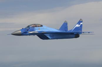 обоя миг- 29, авиация, боевые самолёты, истребитель, миг-, 29