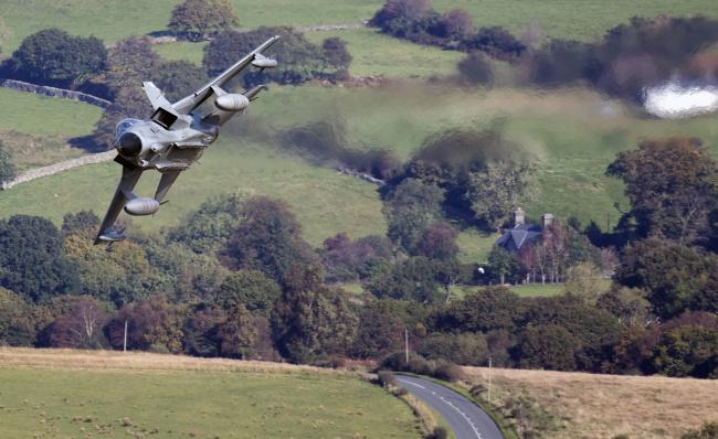 Обои картинки фото авиация, боевые самолёты, самолет, полет