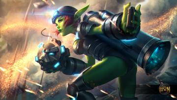 Картинка видео+игры heroes+of+newerth онлайн rpg action newerth of heroes