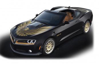 обоя pontiac trans am concept 2016, автомобили, 3д, concept, trans, am, 2016, pontiac