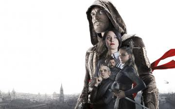 обоя кино фильмы, assassin`s creed, assassins, creed