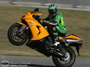 Картинка kawasaki zx10 мотоциклы