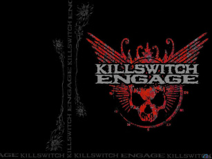 Картинка kse4 музыка killswitch engage