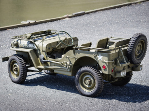 обоя willys mb 1942, техника, военная техника, 1942, mb, willys