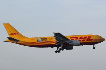 Картинка airbus+a300 авиация грузовые+самолёты полет небо авиалайнер