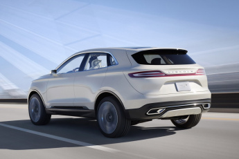 обоя lincoln mkc concept 2013, автомобили, lincoln, crossover, 2013, mkc, concept