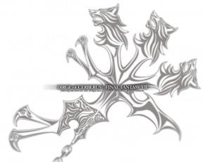 Картинка видео игры final fantasy vii dirge of cerberus
