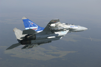 Картинка авиация боевые самолёты mig-35