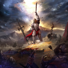Картинка видео+игры ~~~другое~~~ воин стрелы