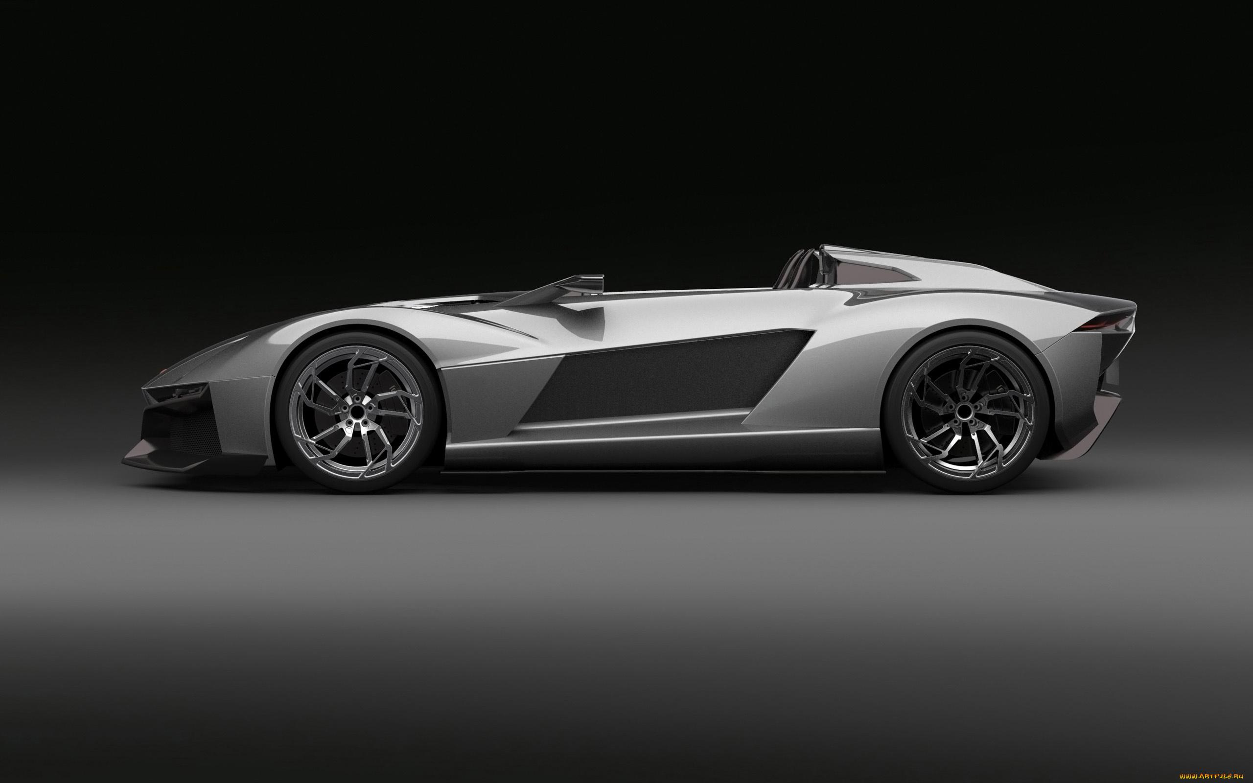 спортивный автомобиль серый rezvani motors скачать