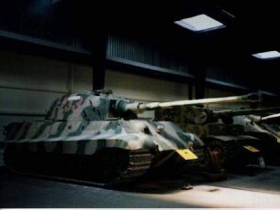 обоя тяжёлый, танк, pzkpfw, vi, ausf, тигр, ii, техника, военная