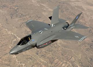 Картинка авиация боевые самолёты f-35