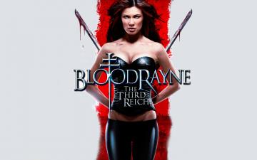 Картинка бладрейн кино фильмы bloodrayne the third reich девушка мечи 3