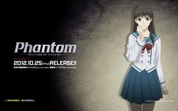 Картинка аниме phantom персонаж