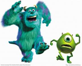 обоя мультфильмы, monsters, inc