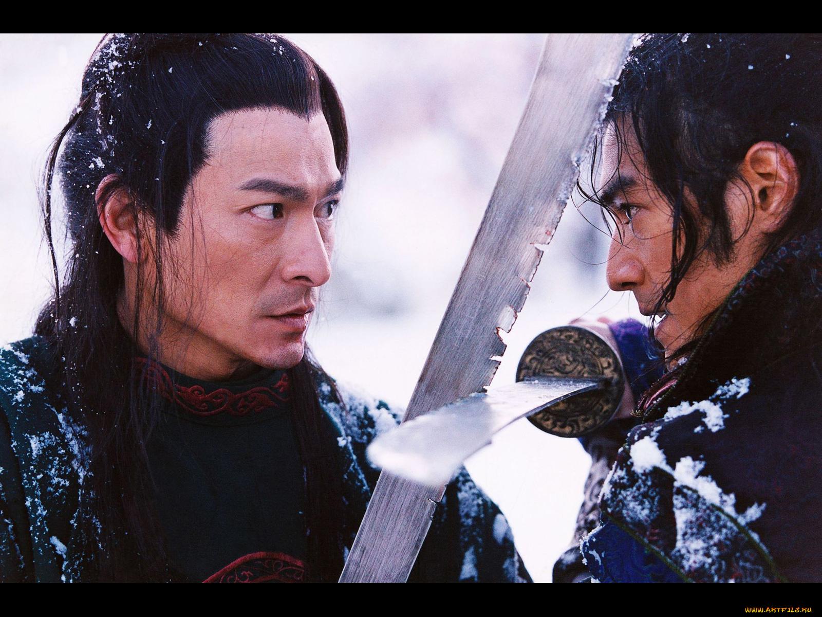 Старый азиатский фильм ребятам очень