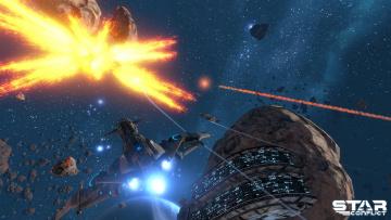 Картинка star conflict видео игры игра звездный конфликт