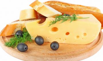 Картинка еда сырные изделия сыр маслины