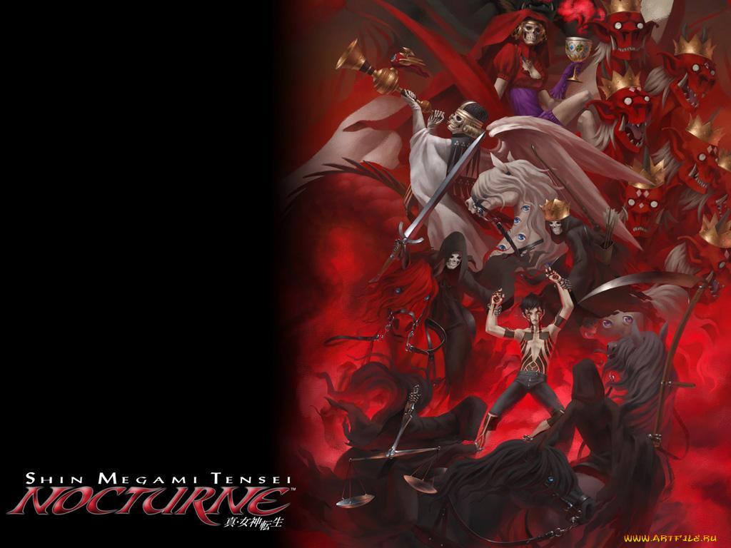 Digital Devil Saga Epic Battle Mangoporn 1