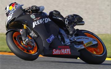 Картинка motorcycle racing спорт мотоспорт гонщик трек скорость мотоцикл