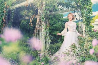 Картинка девушки -unsort+ невесты невеста платье праздник свадьба красотка
