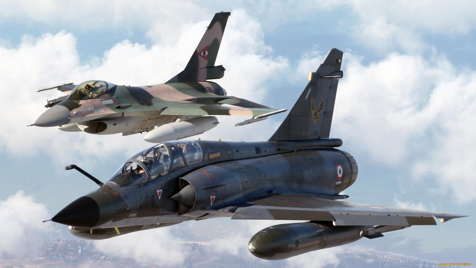 авиация самолет желтый F-16 Fighting Falcon загрузить