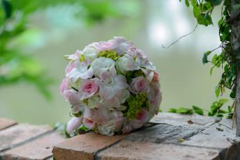 обоя цветы, букеты,  композиции, цветок, день, свадьбы, невесты, свадебные